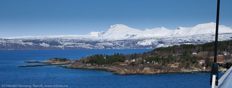 Øyjord, 29. april 2020