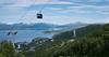 Gondolbane, Narvik. 9. juli 2019.