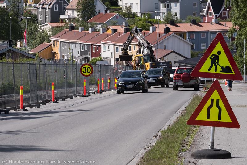 Trafikk-utfordringer