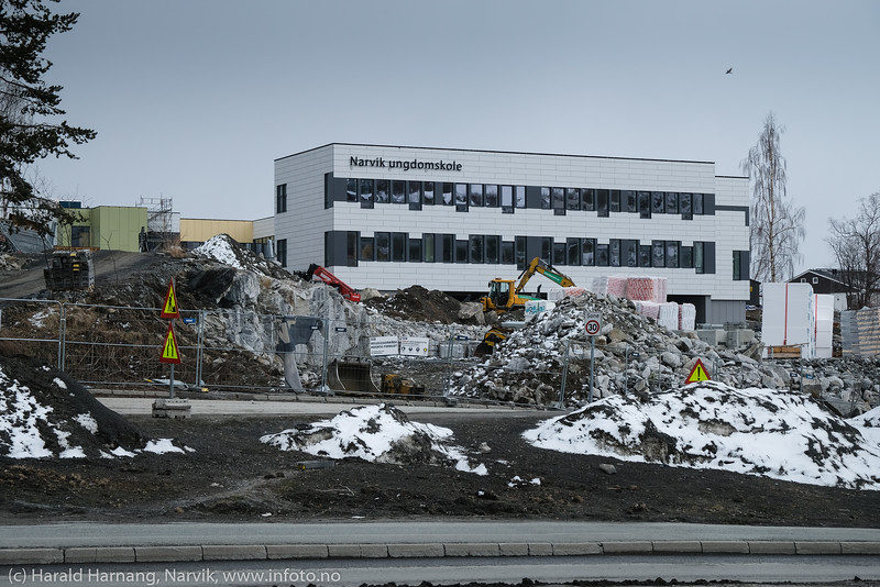 Narvik ungdomsskole, 12. mai 2020