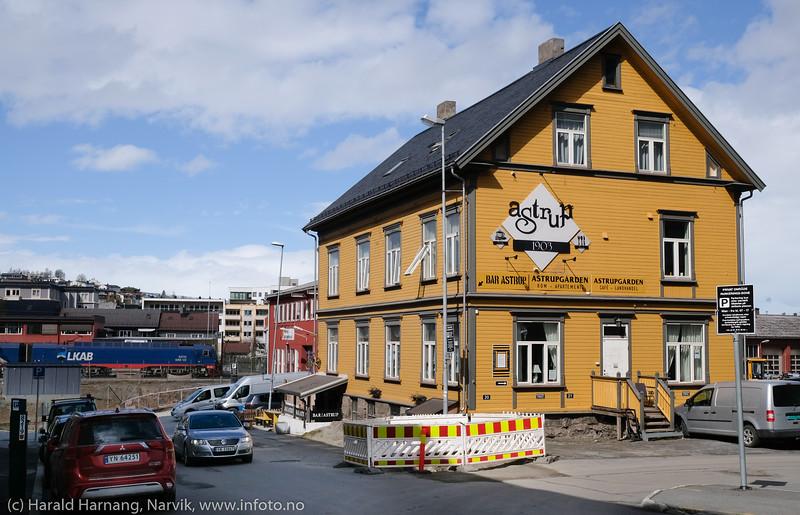 Astrupgården, 27. mai 2020