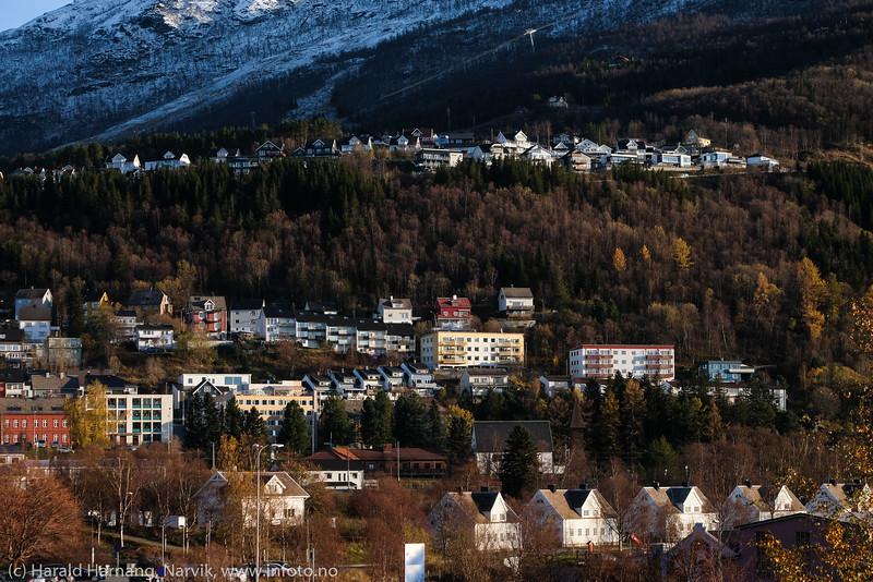 Oscarsborg/Hagebakken og Skistua.