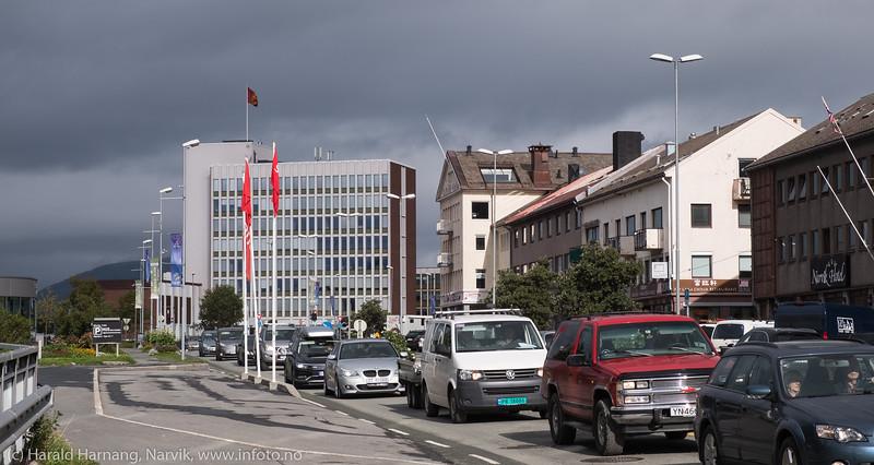Narvik sentrum, rådhuset