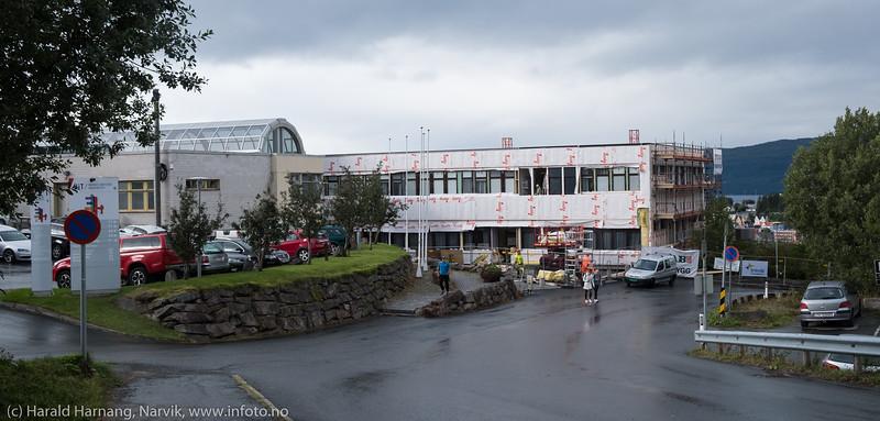 Universitetet i nord, Narvik campus