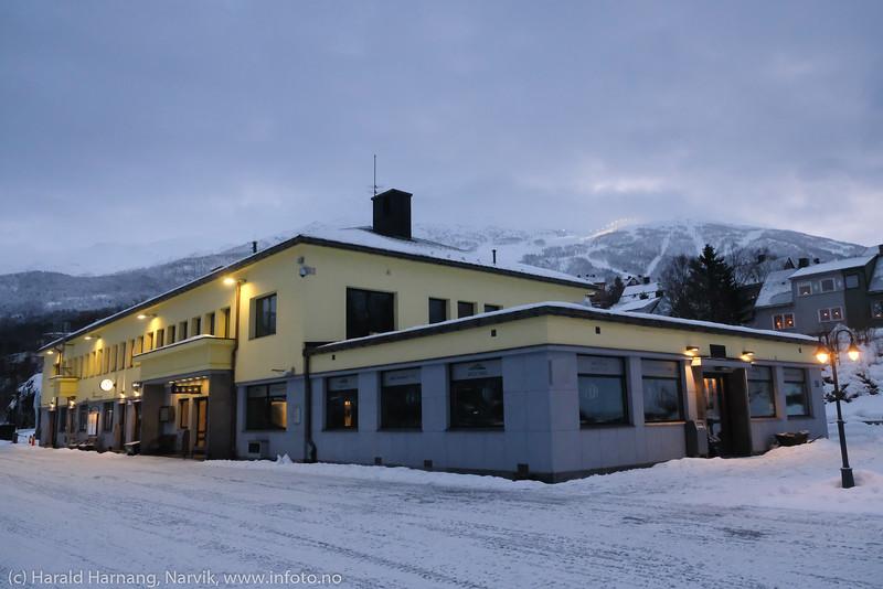 Narvik jernbanestasjon