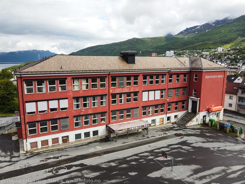 Tårnveien skole, 7. juli 2020