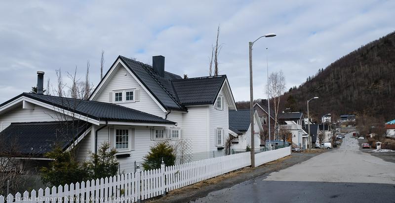 Holmen på Fagernes, 3. mai 2020