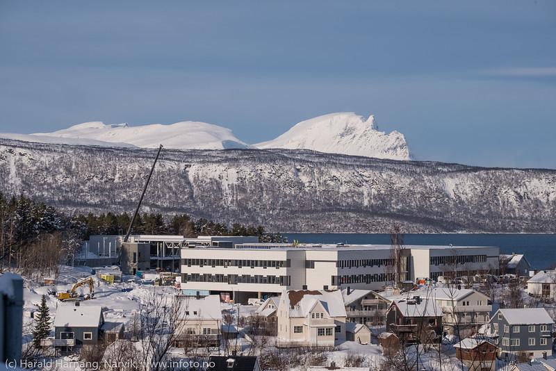 Narvik ungdomsskole, 27. februar 2020