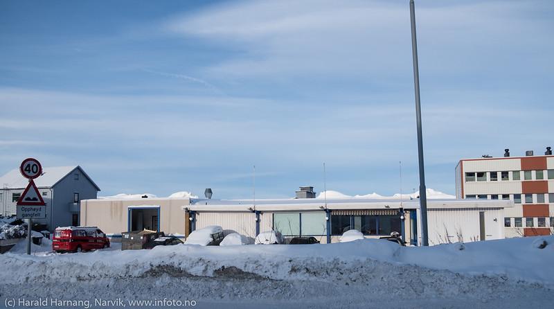 Lagerplass, 27. februar 2020