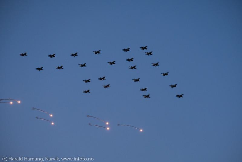 F16 julehilsen 2020