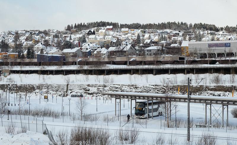 Narvik, 29. mars 2020