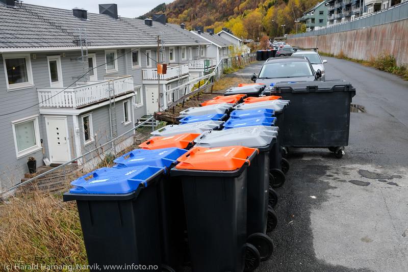 Søppelsortering