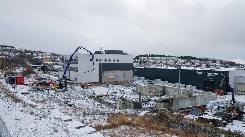 Narvik nye brannstasjn