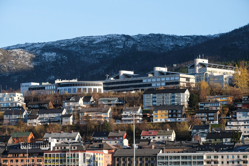 Universitetet campus Narvik