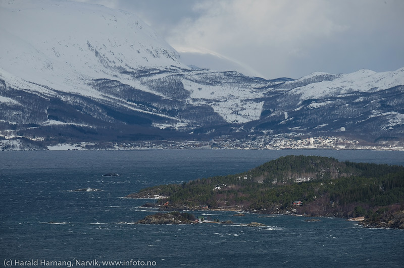 Øyjord, 8. april 2020