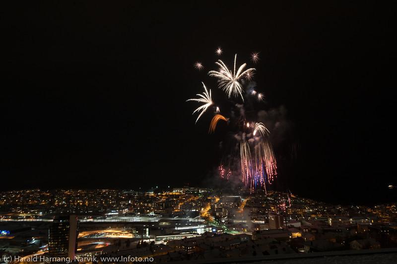 VM i alpint for ungdom, Narvik 5. mars 2020