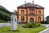 Narvik Museum, også kjent som Museum Nord - Narvik. Dette er tidligere NSBs administrasjonsbygg.