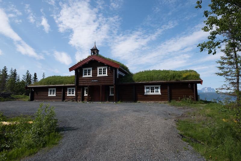 Narvikhytta, 9. juli 2019