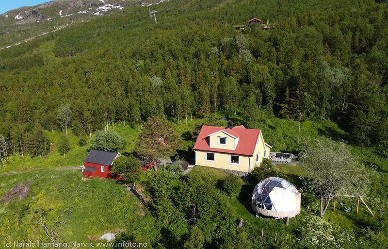 Fjellheim-feltet, 24. juni 2020