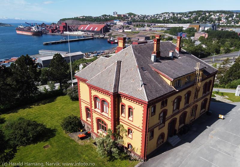Museum Nord - Narvik, 29. juni 2020