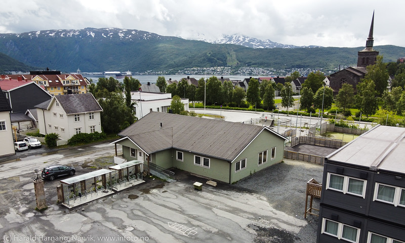 Skolebygning, 7. juli 2020