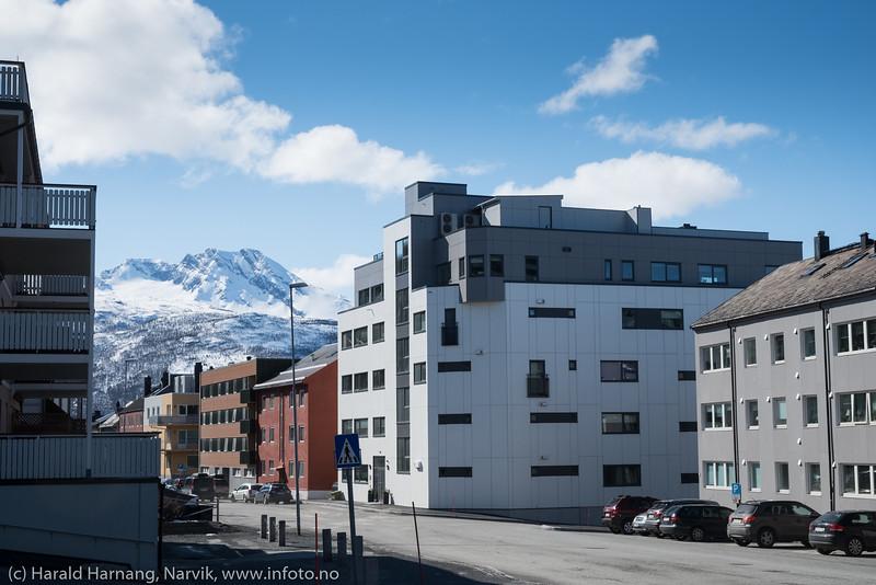 Dronningens gate 17, Narvik. 5. mai 2019