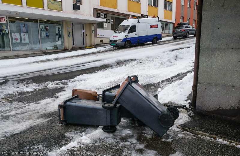 Narvik, 31. mars 2020