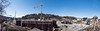 Narvik Ungdomsskole, 6. mai 2019. Panorama.
