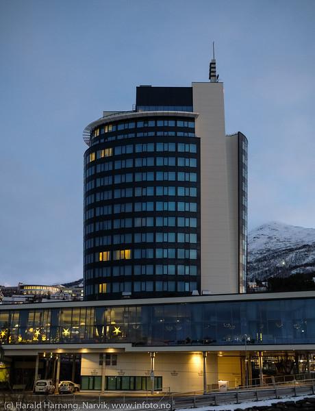 Mørketid Narvik, 26. november 2020