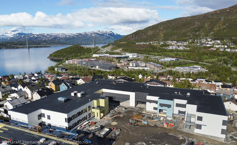Narvik ungdomsskole, 9. juni 2020