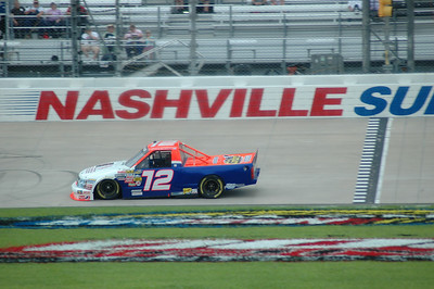 NCWTS - Nashville Superspeedway August 1