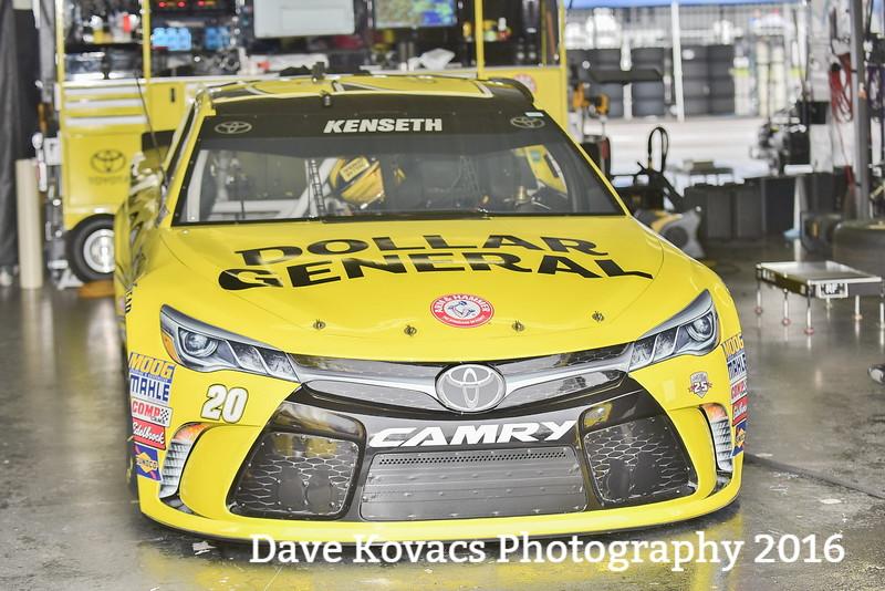 Pratice :  NASCAR Sprint Cup & XFINITY Series