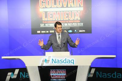 Golovkin vs. Lemieux