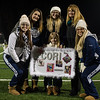 Monty Tech and Nashoba Tech fans, players, and cheerleaders brave the cold during the Thanksgiving Eve game on Wednesday November 23, 2016 between Nashoba Tech and Monty Tech at Nashoba.  (Sentinel & Enterptrise photo/Jeff Porter)