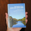 NASHOBA VALLEY VOICE/ANNE O'CONNOR<br /> The Nashua River Watershed Association released a new edition of their popular canoe guide. It tells paddlers about access points, hazards and landmarks for navigation.
