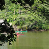 NASHOBA VALLEY VOICE/ANNE O'CONNOR<br /> The Nashua River Watershed Association released a new edition of their popular canoe guide. It tells paddlers about access points, hazards and landmarks for navigation. Nashoba Paddler  in West Groton has been providing rentals and tours for individuals and groups for over two decades.