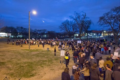 Nashville We All Belong Vigil and Rally 2/1/17