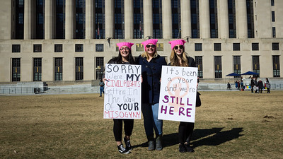 Nashville Womens March 2.0 - 1/20/18