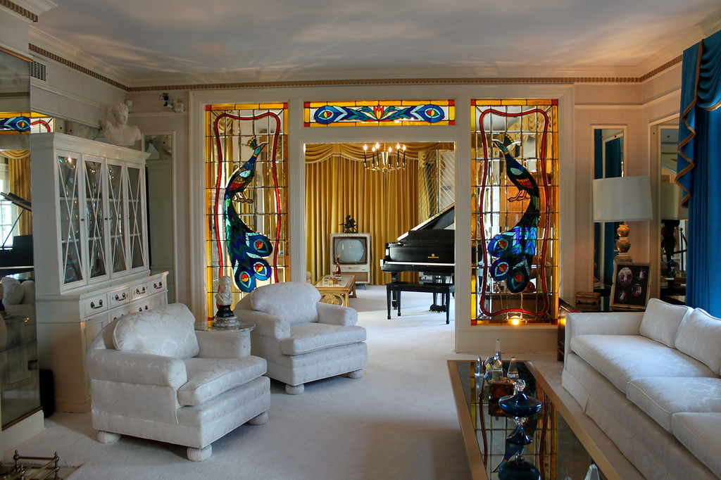 Music Room and Living Room Graceland