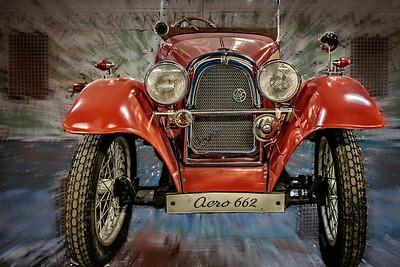 Lane Motors Museum