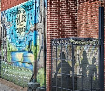 Printers Alley - Nashville TN