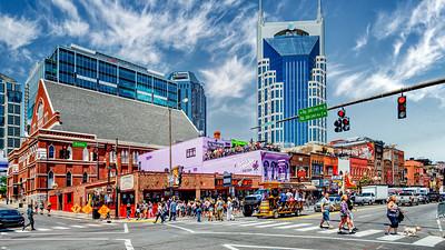 John Lewis and Broadway Nashville