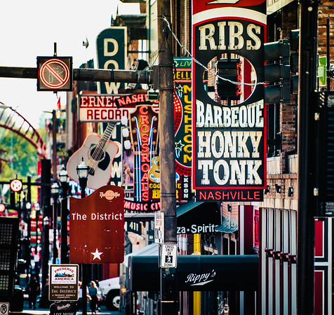 The District Nashville Tennessee