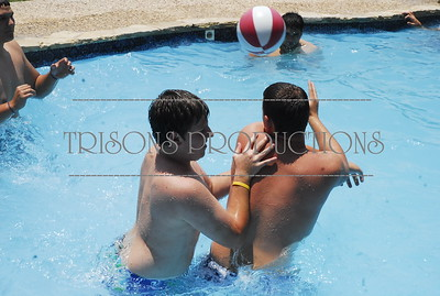 Nasis boys and their buds hit the swimming pool 06-26-12