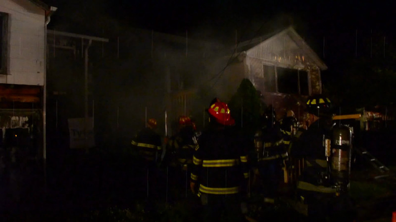 Baldwin F D  House Fire 719 New York Avenue 6-2-13