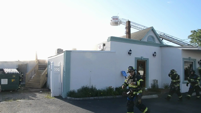 Bellmore F D  Buiding Fire 2565 Bellmore Ave 7-27-13