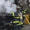 Bellmore F D Car Fire King Kullen 1-14-14--13