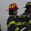 Bellmore F D Car Fire King Kullen 1-14-14--15