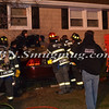 Bellmore F D   Car vs House 2621 S  Saint Marks Avenue 4-6-13-8