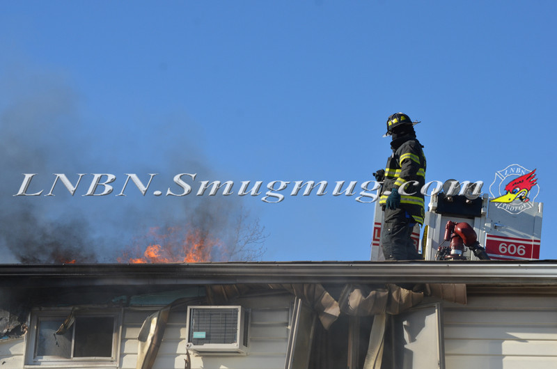 Bellmore F D  House Fire 105 Bellmill Road 11-23-13-19